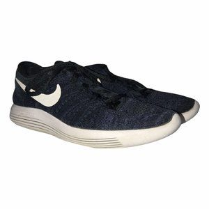 Nike Lunarlon Lunarepic FlyKnit Running Shoes 7